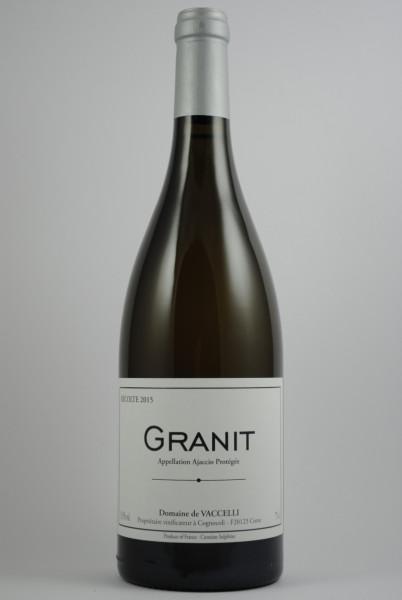 2015 Ajaccio Granit